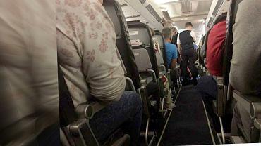 Lot z Antalyi do Moskwy