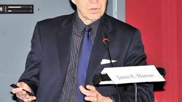 Prof. James Hansen