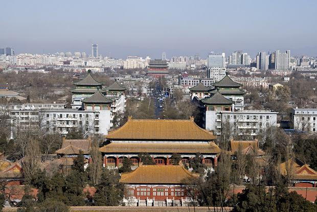 Chiny - Pekin