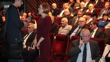 Kielce 31.01.2018, świętokrzyska konwencja PiS