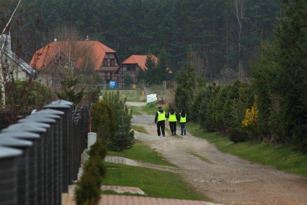 Porywacz 10-letniej Mai jest na granicy polsko-niemieckiej. Trwa procedura przekazania go polskiej policji