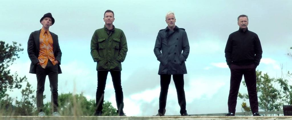 Trainspotting 2 / kadr z filmu, YouTube