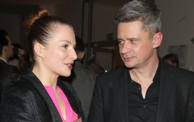 Dereszowska i Grabowski znowu razem na salonach. Po kryzysie nie ma ju� �ladu!