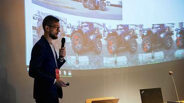 Katowice. Konferencja Autonomous & Robotized Life