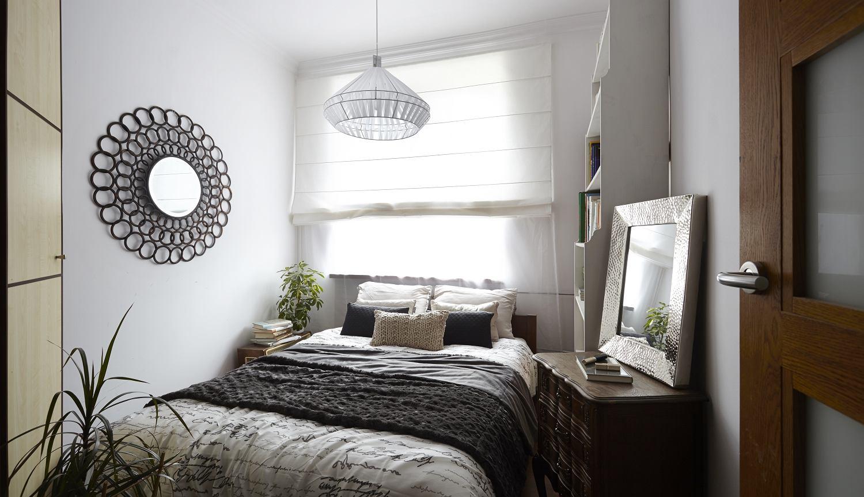 Pomysły na małą sypialnię w bloku - zdjęcie nr 2
