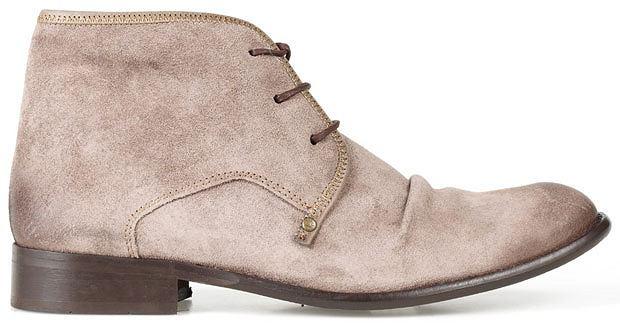 b38f9bc5 Moda męska: buty z wysoką cholewką - zdjęcie nr 21