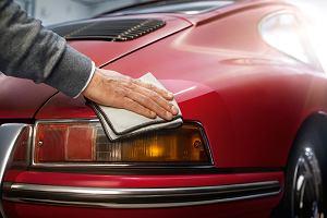 Specjalna linia kosmetyk�w samochodowych Porsche Classic