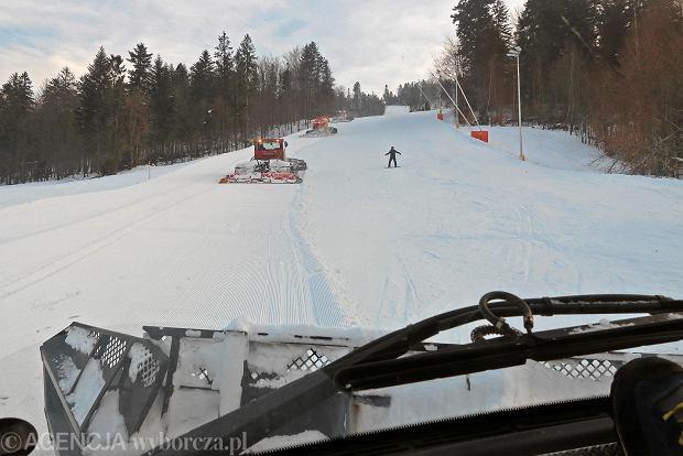 Zdjęcie numer 1 w galerii - Ostatnie przygotowania do nadchodzącego sezonu narciarskiego