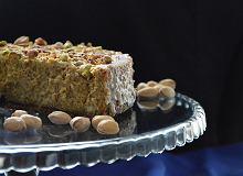 Sernik z pistacjami - ugotuj
