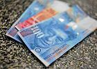Szwajcaria chce mie� walut� powi�zan� ze z�otem. Raty kredyt�w nad Wis�� w g�r�?