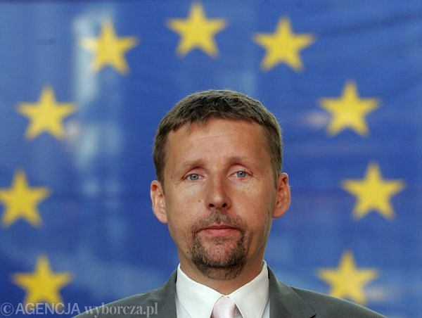 Marek Migalski w europarlamencie sp�dzi� 5 lat