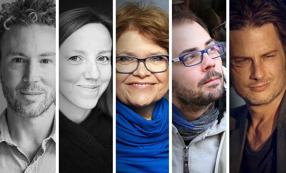 Ben Rawlence, Joanna Czeczott, Anna Bikont, Marek Łuszczyna, Sacha Betthyany