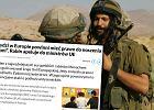 TVP Info twierdzi, że rabin chce broni dla Żydów i przywołuje jego apel. Sprzed trzech lat