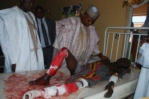 Bestialski zamach w Nigerii. Zaatakowały dwie nastolatki