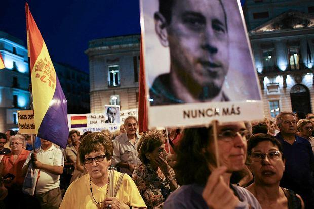 ONZ chce rozliczenia zbrodni hiszpańskiej dyktatury