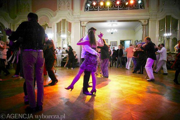 Mi�dzynarodowy Festiwal Tanga w �odzi, wrzesie� 2012