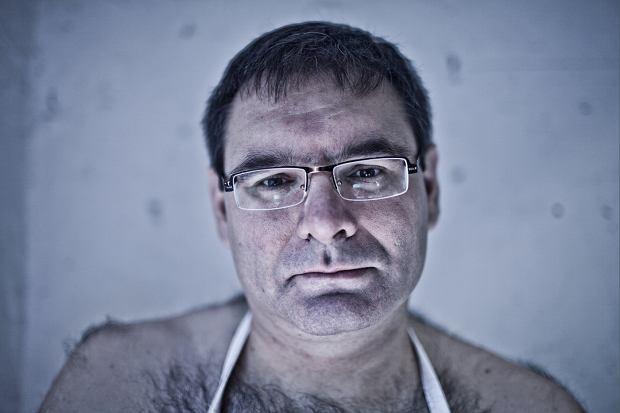 Grzegorz Kwapniewski (fot. Albert Zawada / Agencja Gazeta)