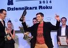 """Piotr Andrusieczko Dziennikarzem Roku. Nagrody Grand Press m.in. dla dziennikarzy """"Gazety Wyborczej"""""""