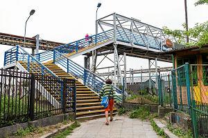 Dworzec PKP w Rzeszowie. Wiemy, gdzie przeniosą kładkę nad torami. Trafi w dwa miejsca