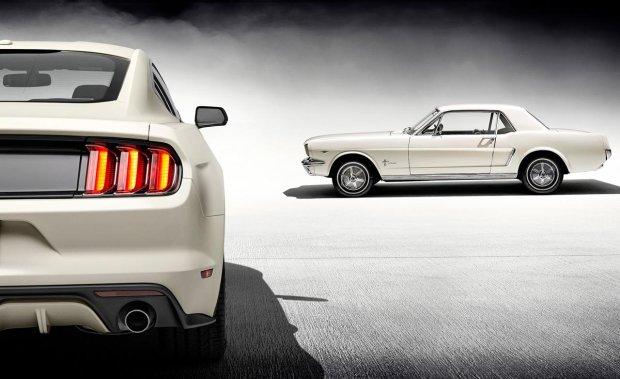 P� wieku z Mustangiem | Historia modelu