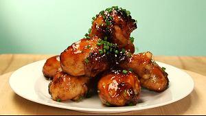 Słodsze oblicze kurczaka: udka w coli
