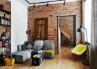 Mieszkania w stylu loftowym - przegl�d waszych wn�trz