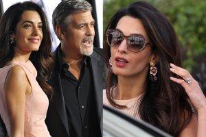 Amal i George Clooneyowie