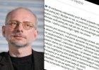 """Koniec z """"ciętymi ripostami"""" prof. Bańko. Popularny językoznawca nie będzie już udzielał porad dla PWN"""