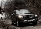 Mercedes ML 350 - test | Za kierownic�