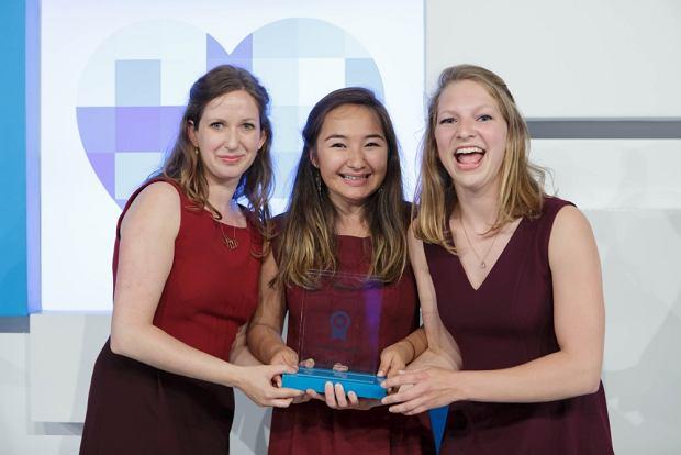 Studentki SGH stworzyły aplikację do skanowania skóry w 3D