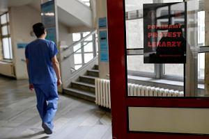 Problemy kadrowe szpitala w Prokocimiu. Dwoje niemowląt odesłanych do śląskiej placówki