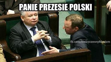 Panie Prezesie Polski, obiecujemy wi�cej propagandy w propagandzie![MEMY]