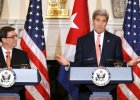 John Kerry i Bruno Rodriguez