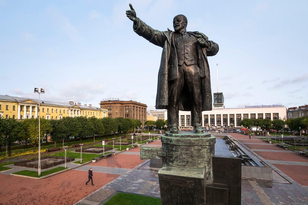 Pomnik Włodzimierza Lenina