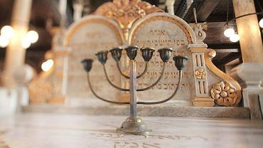 kadr z serialu 'Historia Żydów'