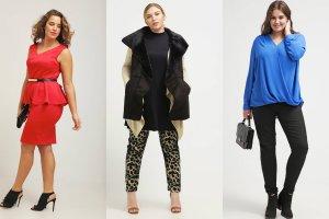 Zimowe stylizacje dla puszystych - modne propozycje w rozmiarze XXL