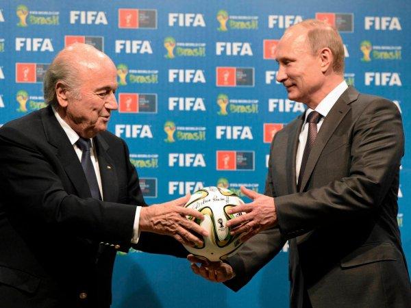 Szok! Prokurator USA: Oskarżeni już zrzekli się 150 mln dol. Była korupcja przy wyborze Blattera