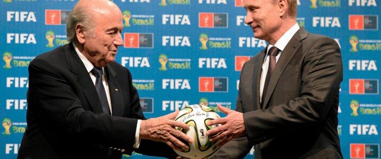 Szok! Prokurator USA: Oskar�eni ju� zrzekli si� 150 mln dol. By�a korupcja przy wyborze Blattera