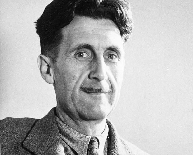 FILE - In this file photo, writer George Orwell poses in this undated photo at an unknown location. Pearson PLC will merge its Penguin Books division with Random House, which is owned by German media company Bertelsmann, in an all-share deal that will create the world's largest publisher of consumer books, it was reported on Monday, Oct. 29, 2012. The planned joint venture brings together classic and best-selling names. As well as publishing books from authors such as John Grisham, Random House scored a major hit this year with