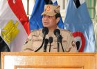 Superman Sisi na prezydenta Egiptu