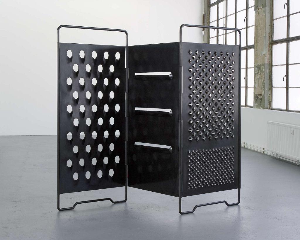 Mona Hatoum, Parawan, 2008 / Dzięki uprzejmości artystki i White Cube Gallery, Londyn