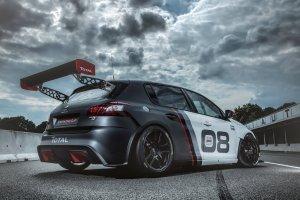 Peugeot 308 Racing Cup | Najszybszy w rodzinie