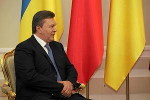 """Janukowycz na zwolnieniu lekarskim. """"Wysoka gor�czka i ostra infekcja dr�g oddechowych"""""""