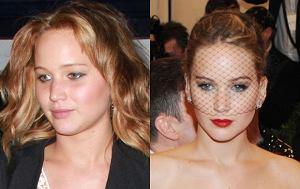 Jennifer Lawrence, gwiazdy bez makijażu
