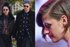 FKA Twigs, Robert Pattinson, Kristen Stewart