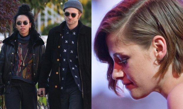 """Robert Pattinson zar�czy� si�! """"Kristen Stewart jest za�amana, nie chcia�a w to uwierzy�"""""""