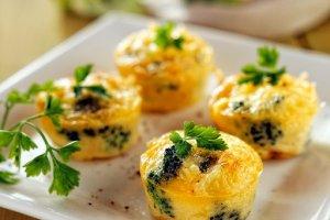 Minifrittaty z broku�ami