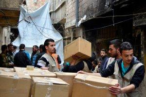 KE: w ubieg�ym roku zgin�o 120 pracownik�w humanitarnych