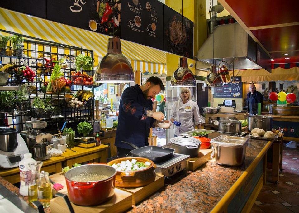 Kuchnia Marche Menu