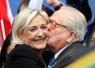 """Marine Le Pen chce postawi� ojca przed komisj� dyscyplinarn�. I radzi mu """"przej�cie na emerytur�"""""""
